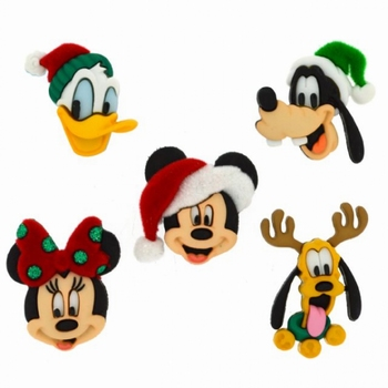 Dress it up Holiday Disney Heads