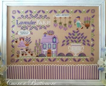 Cuore... Lavender Farm