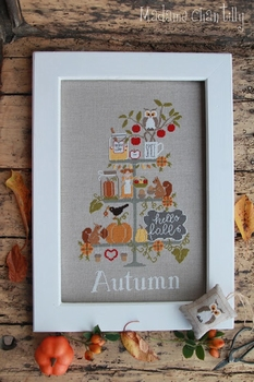 Mme Chantilly Celebrate Autumn