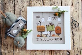 Mme Chantilly Halloween Goodies