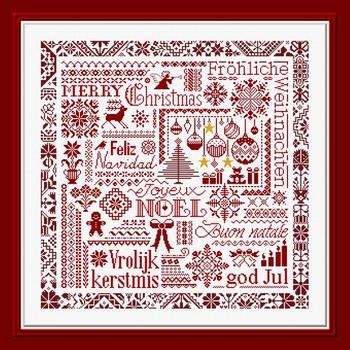 Jardin Privé Red Christmas PR18