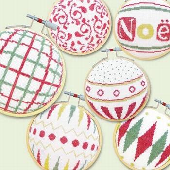 N038 Les boules de Noël 2
