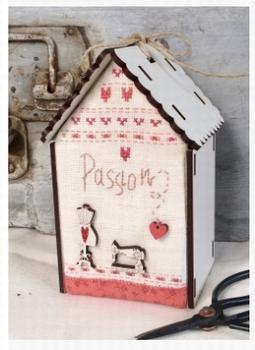 Maisonnette PASSION PCNI4