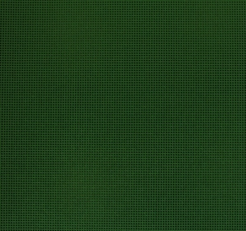 Carton Perforé à Broder Vert