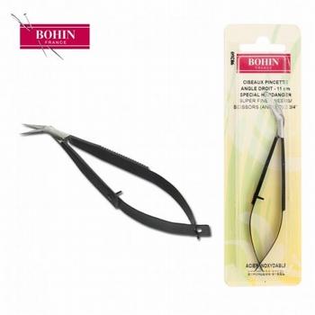 Ciseaux pincette Angle Droit pour Hardanger BOHIN