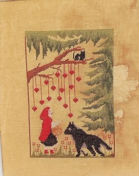 Attenta al lupo... a colori  Paola Gattiblu