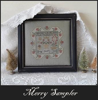 Nikyscreations Merry Sampler