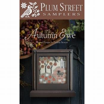 Plum Street Samplers Autumn Ewe
