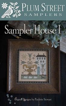 Plum Street Samplers Sampler House I