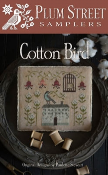 Plum Street Samplers Cotton Bird
