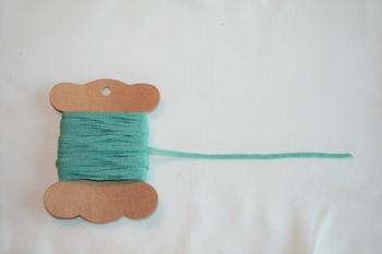 MAB 6 Lacet plat Vert