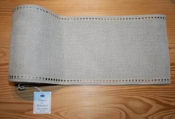 Bande à broder Vaupel Lisière Ajourée Naturel 17cm  par 50 cm