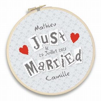 M018 Just Married