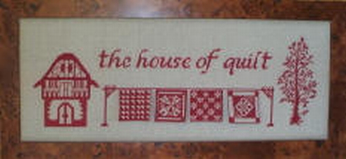 House of quilt R53