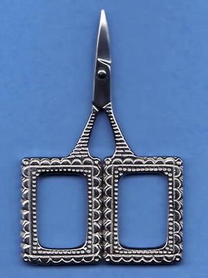 Kelmscott Lace Silver Scissors