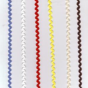 Croquet Coton 6 mm  par 50 cm