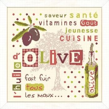 G018 L'Huile d'olive