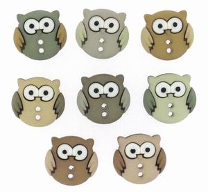 Dress it up Sew Cute Owls