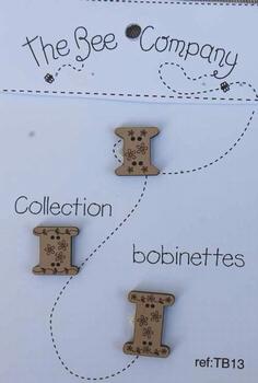 3 bobinettes TB13