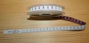 Ruban Mon outil à mesurer  A l'unite