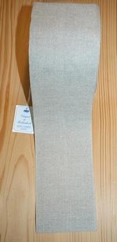 Bande à broder Vaupel 10 cm naturel  par 50 cm