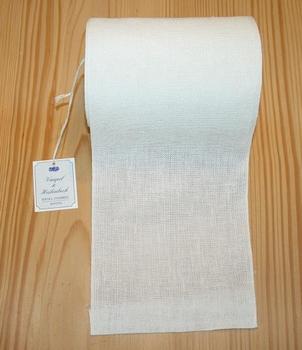 Bande à broder Vaupel 14 cm blanc cassé  par 50 cm