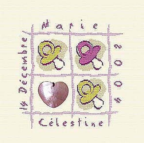 B002F Les tétines roses