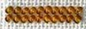 Perles Noisette 1502