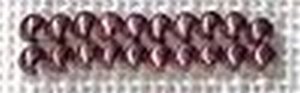 Perles Marron Glacé Antique 2509