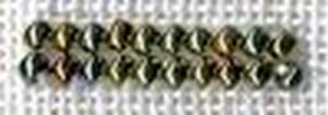 Perles Vert de Gris Antique 2809