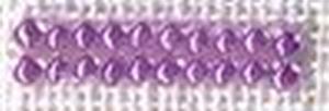 Perles Lilas Cristal 3303