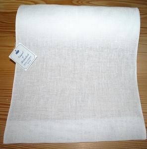 Bande à broder Vaupel 20 cm blanc  par 50 cm