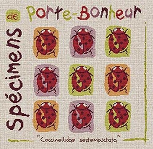 BN003 Les coccinnelles