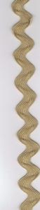 Croquet coton 16 mm Beige  par 50 cm