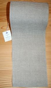Bande à broder  Vaupel 16 cm naturel  par 50 cm