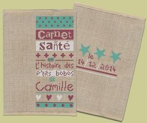 B018 Carnet de Santé P'tits Bobos