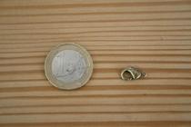 Mini mousqueton bronze