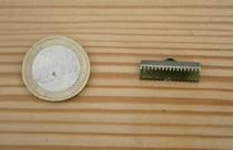 Fermoir griffe bronze 16mm