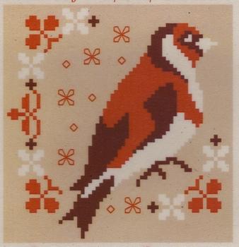 Brin par Brin Oiseau de nos jardins n°1
