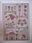 Cuore... Spring in quilt