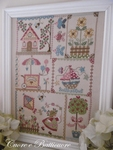 Cuore... Summer in quilt