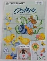 Zweigart n°280 Ostern