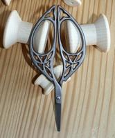 Ciseaux Vitrail bronzes