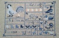 L'alphabet des poules Paola Gattiblu