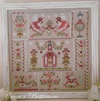 Cuore... Christmas in quilt