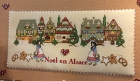 Serenita di Campagna Noël en Alsace CV84