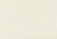 Toile Aïda PVC 5,5 pts/cm Ecru clair