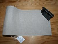 Bande à broder Vaupel 16 cm naturel 14 fils par 50 cm
