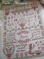 Cuore... Rose Sampler