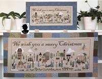 Sara Guermani We wish You a Merry Christmas